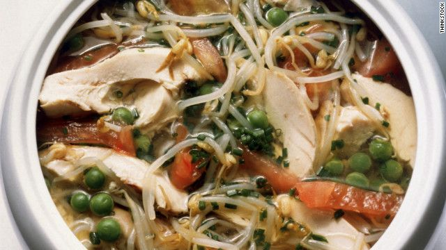 how to make turkey neck soup