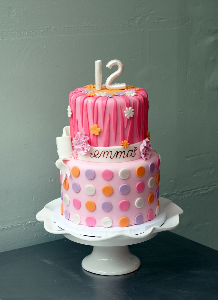 Sweet Pink 12 for my Emma