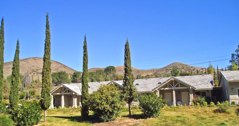 Brandeis Bardin Campus In Simi Valley Chapel Indoor And