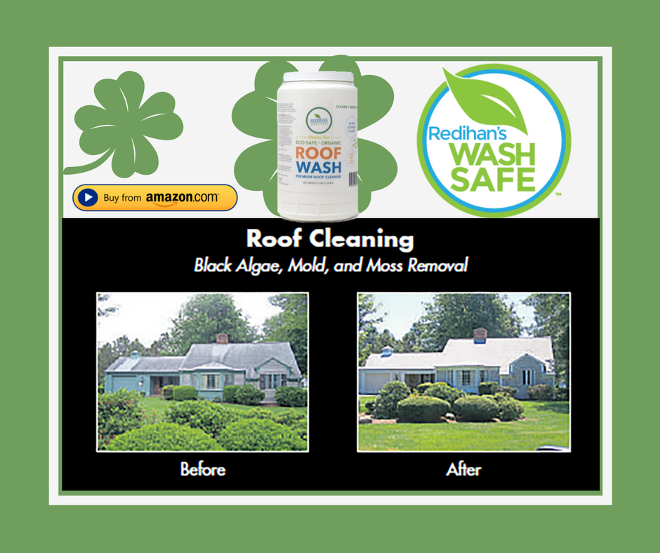 Ideal for removing Moss Mildew Lichen or Black algae stains from – Lichen Removal From Roof Shingles