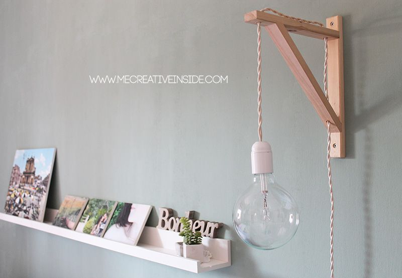IKEA Tips DiY Lampada Cable lamp tutorial lampada fai da