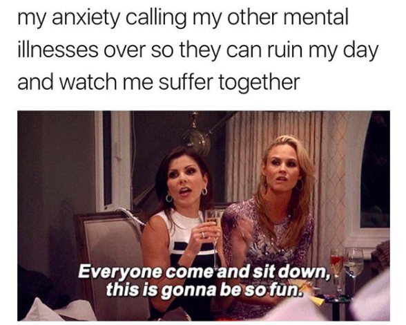 Funny Memes About Mental Illness : 37 memes that might make you laugh if you live with 'high