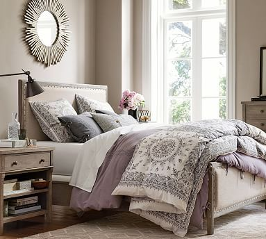 Toulouse Wood Bed #potterybarn