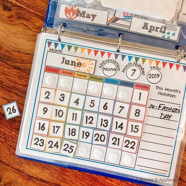 Our Homeschool Day: Preschool Busy Binder