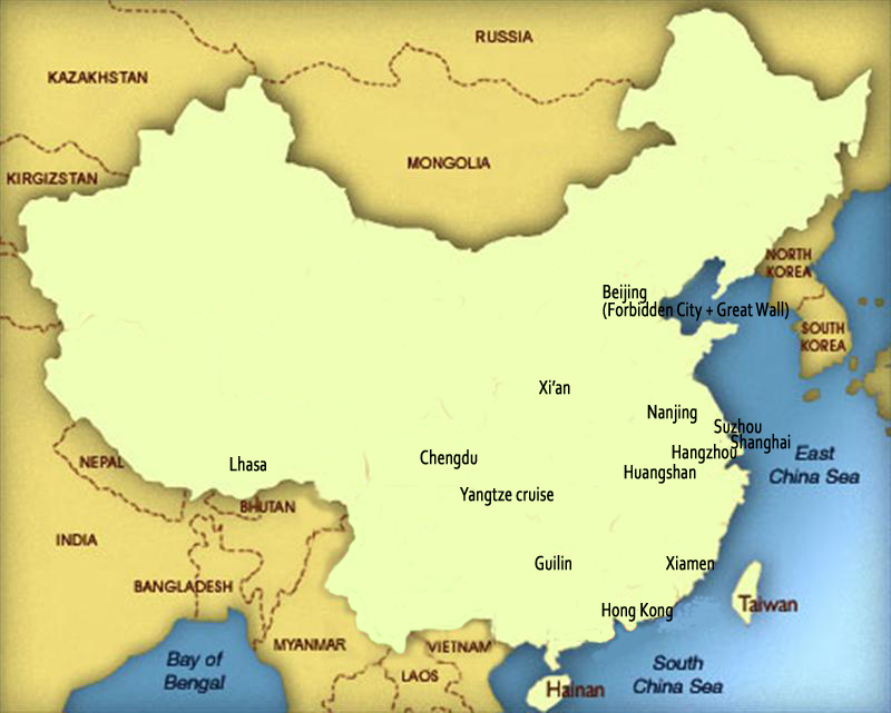 Chinaattractions map china pinterest china and destinations chinaattractions map gumiabroncs Gallery