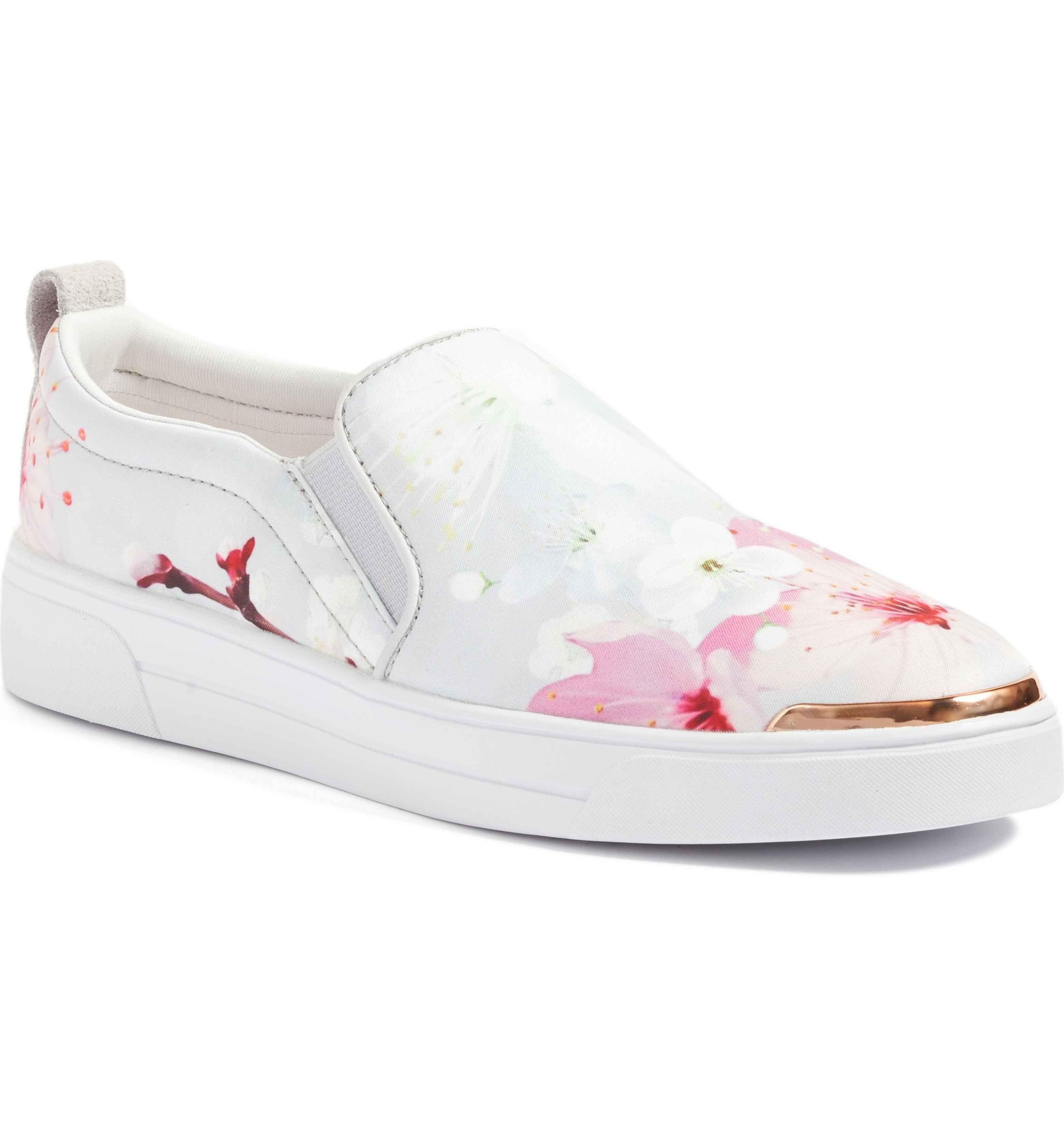 7789362c15f Main Image - Ted Baker London Tancey Slip-On Sneaker (Women)