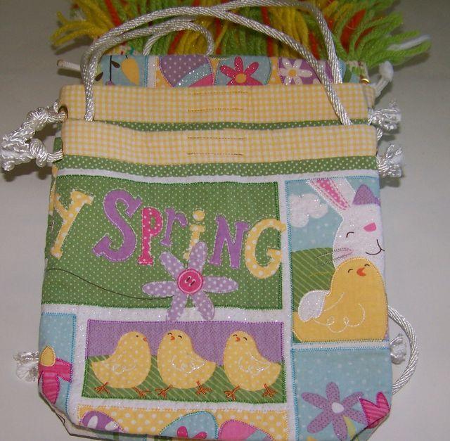 More placemat purses...