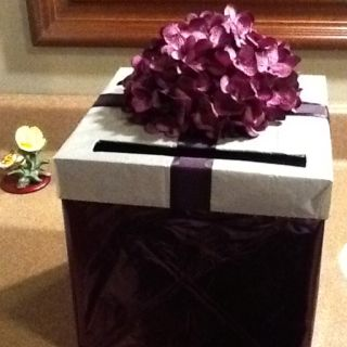 Wedding Card Box!!