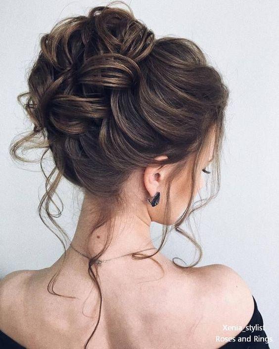 Salas Gelin Saci Modelleri Kadinev Com In 2020 Hair Designs For Girls Long Hair Styles Bride Hairstyles