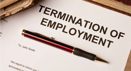 Can An Employment Contract Be Lawfully Terminated By Simply Giving