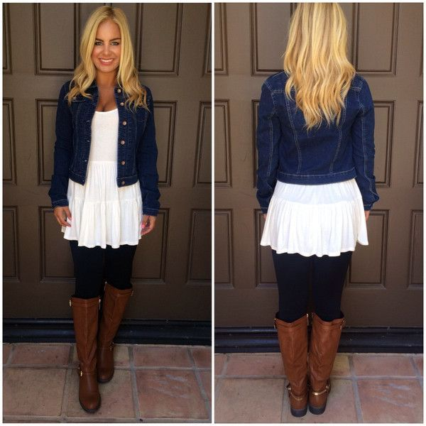 dark jean jacket outfit ideas google search clothing