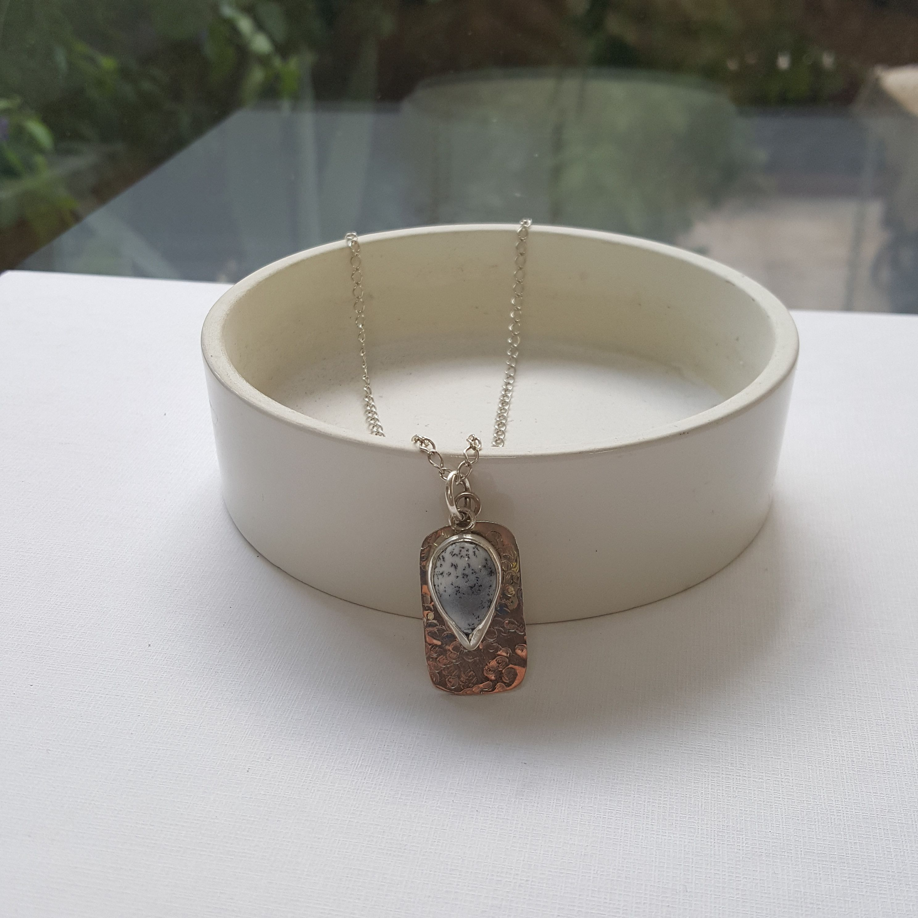 opal stone modern style jewelry Designer Atlyemiz Canmz studio