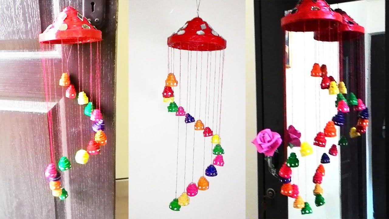 31 DIY Wind Chimes | Newspaper wall, Wall hangings and Newspaper for How To Make Wall Hangings With Paper Step By Step  56bof