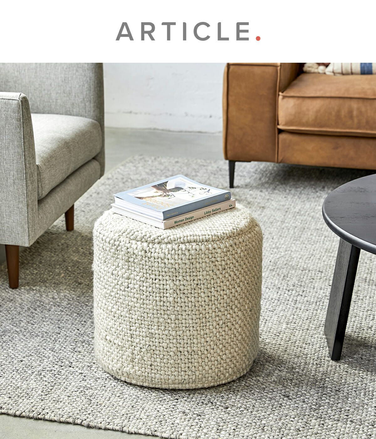 Texa Vanilla Ivory Pouf In 2021 Pouf Ottoman Living Room Ottoman In Living Room Living Room Entertainment [ jpg ]