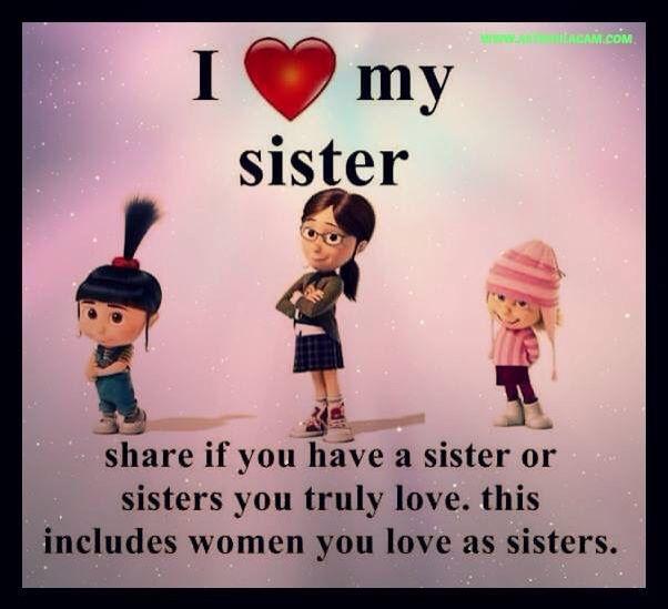 Sisters | SISTERS & FRIENDS | Pinterest