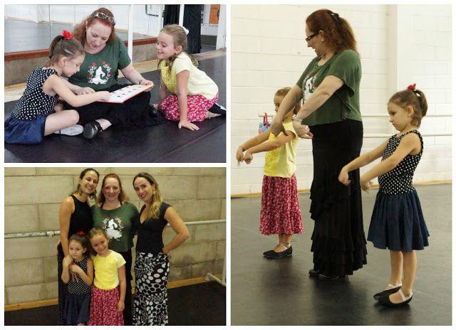 SOCIAIS CULTURAIS E ETC.  BOANERGES GONÇALVES: Flamenco em família