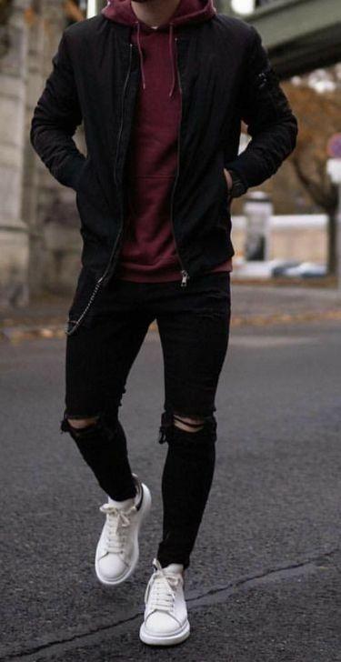 99 Elegante Männer-Outfit-Ideen für den Winter #mensfashion