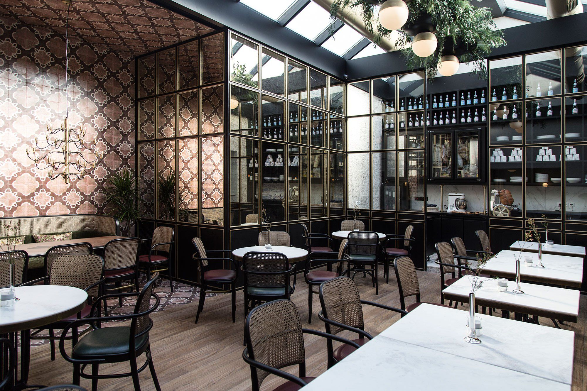 Papillon Channelling Flair Of Parisian Bistros In