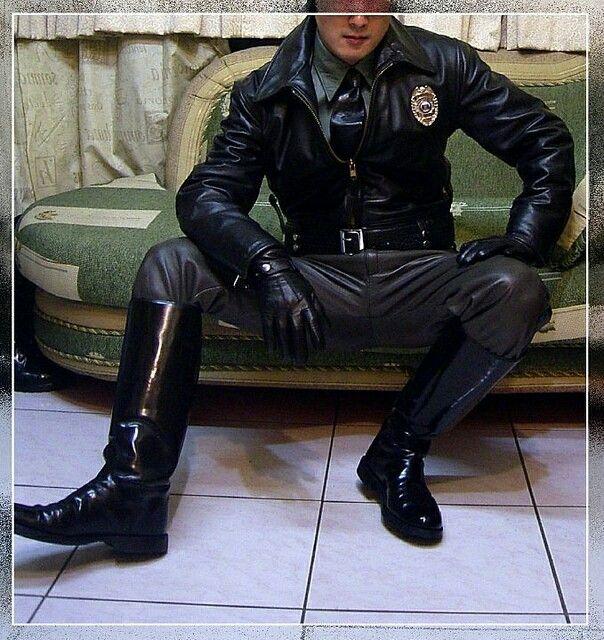 Cop fetish gay