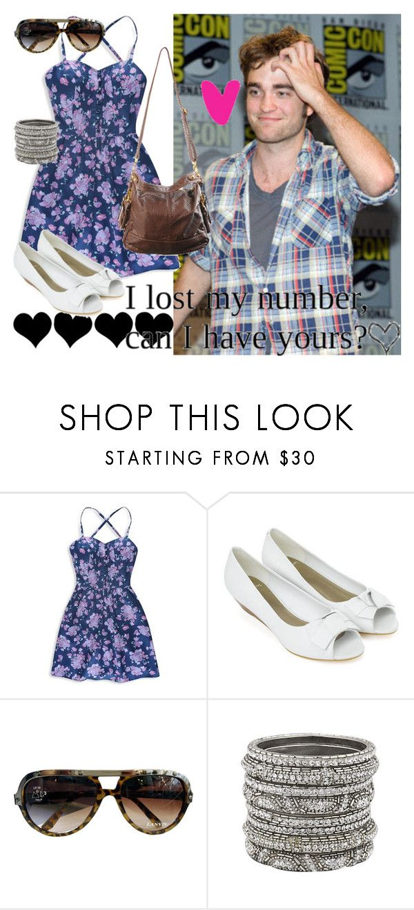 """""""Well, can I?"""" by iseeyouliveonlovestreet ❤ liked on Polyvore featuring Forever 21, ...Lost, Monsoon, Lanvin, Chamak by Priya Kakkar and robert pattinson"""
