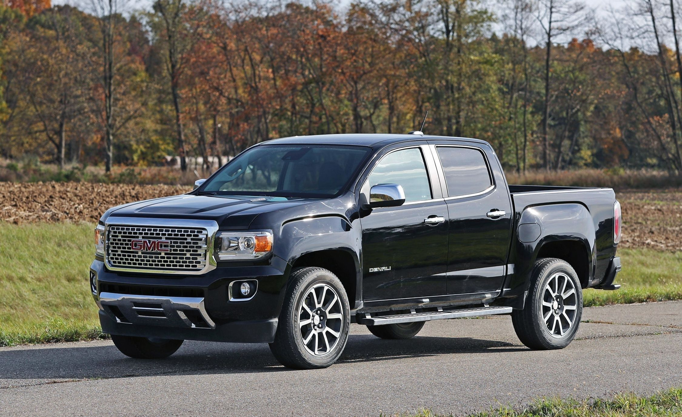 2020 Gmc Canyon Diesel Review