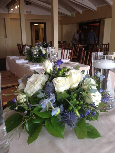 Wedding Center Piece Gallery - Enchanted Florist