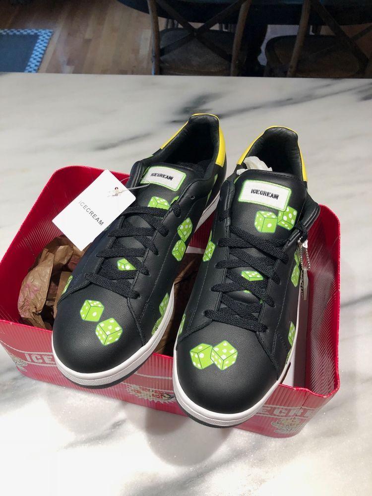 862ac8f9a eBay  Sponsored Billionaire Boys Club Ice Cream Dice Flavor Shoes  321 2000  Size 10.5 DS BAPE