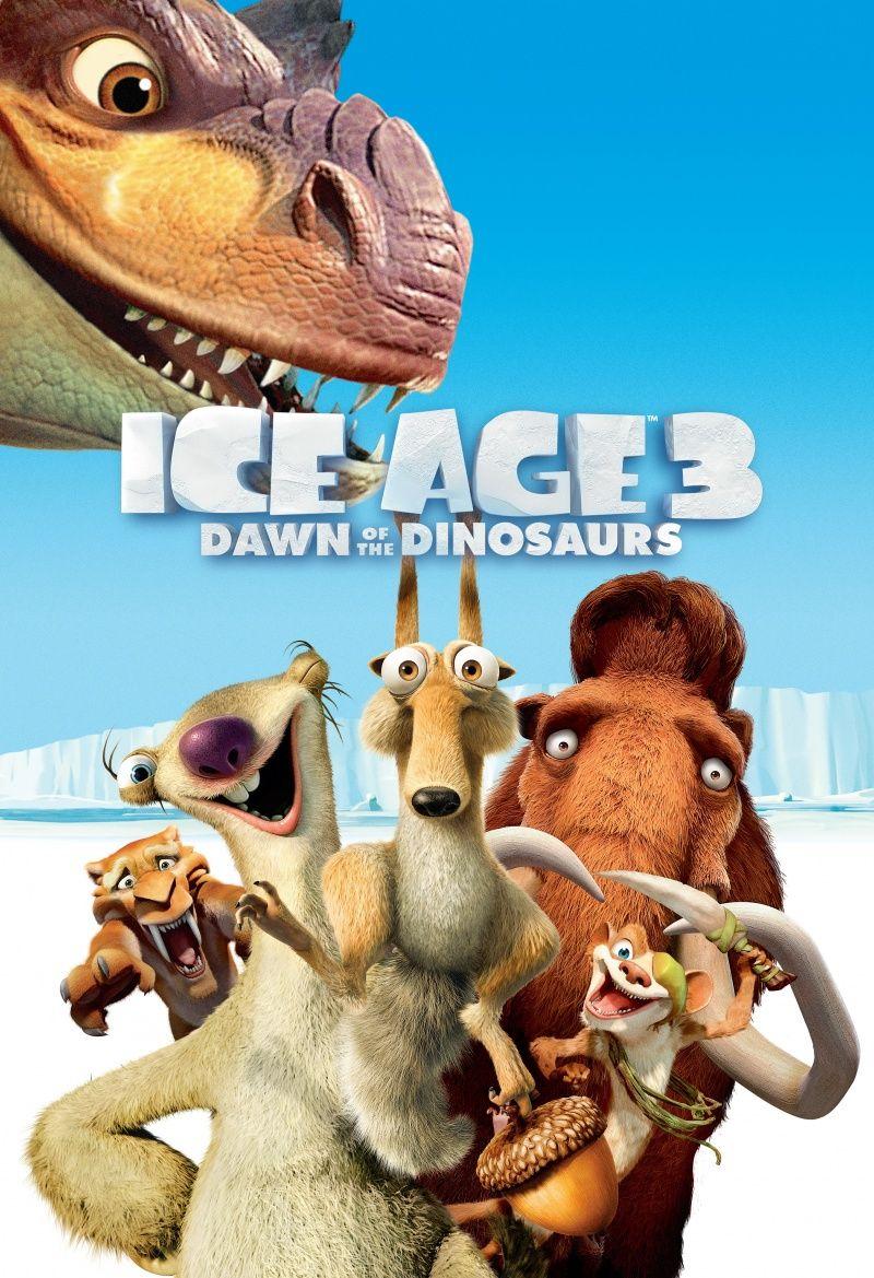 L Era Glaciale 3 L Alba Dei Dinosauri Era Glaciale Dinosauri Alba