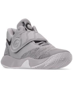 info for 2e3c3 319f7 Nike Men s Kd Trey 5 Vi Basketball Sneakers from Finish Line - Black 11.5