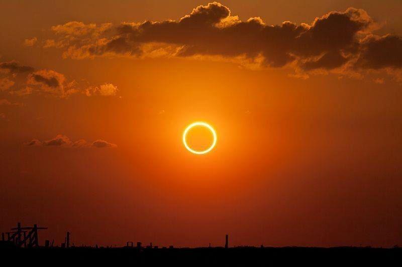 Pin By Jeff Schock On Science Solar Eclipse Eclipse Landscape