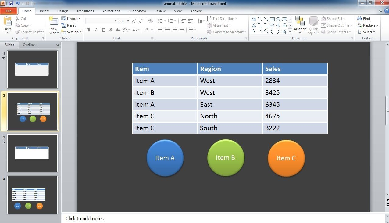 What Is Animation In Ms Powerpoint