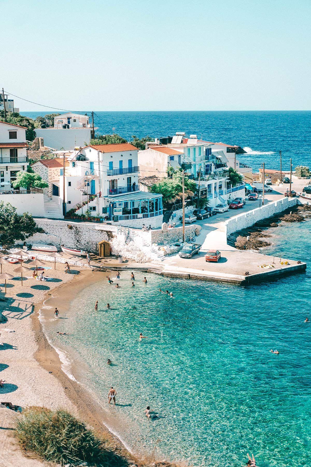540+Die griechische Insel Ikaria – Europas Südseeparadies