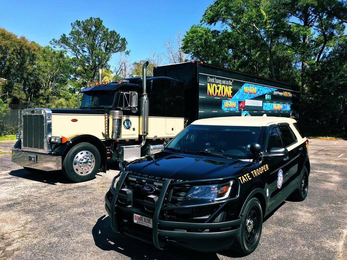 Public Safety Equipment Florida Florida Highway Patrol Semi And Ford Utility Interceptor Vehicles Emergency Vehicles Vehicles Interceptor