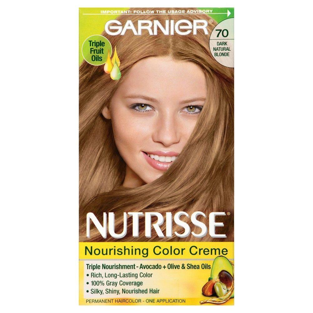 Garnier Nutrisse Nourishing Color Creme 92 Light Buttery Blonde