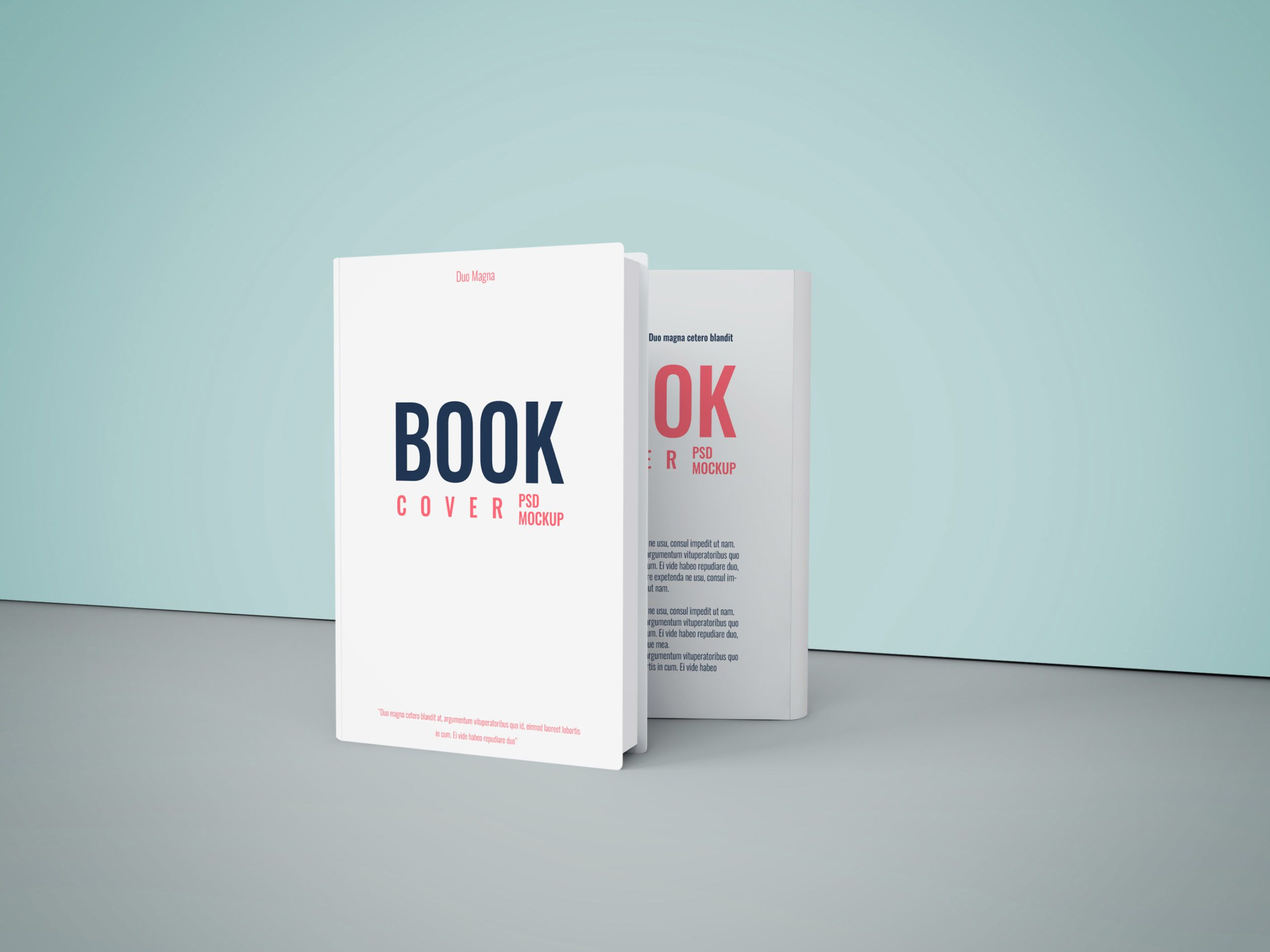 Standing Book Cover Psd Mockup Free Download Book Cover Mockup Book Cover Design Template Book Cover Mockup Free