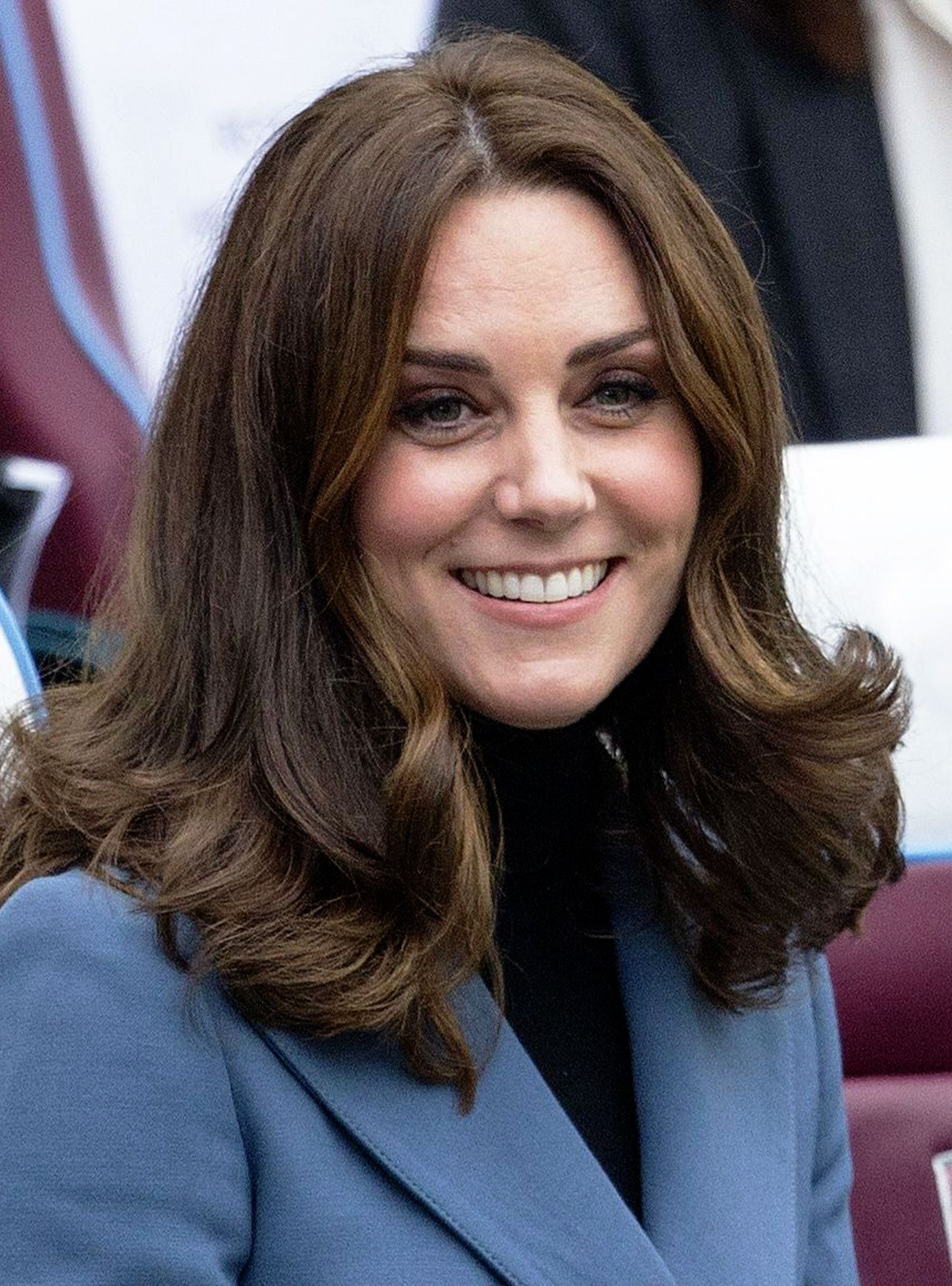 72b4bae52e63f Kate Middleton Gave Everyone Elsa Vibes In Her Sparkly