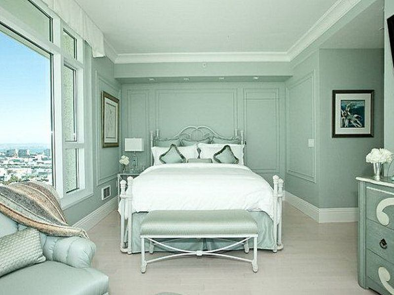 Http Interiorfind Images Mint Green Wall