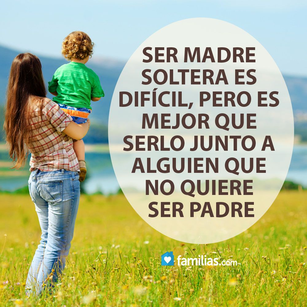 mujer soltera quiere ser madre