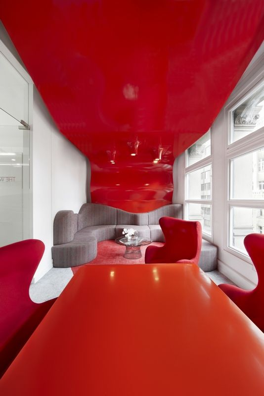 Red Rock Consultings Renovated Warehouse Offices
