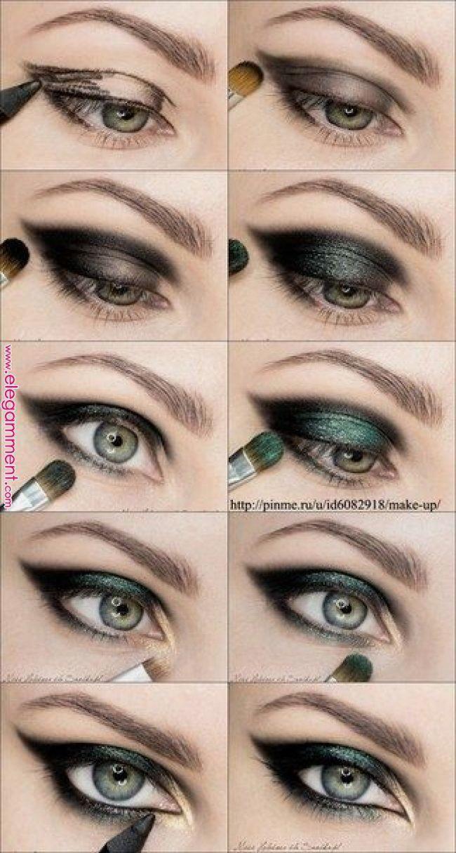 me gusta # 2019 #eye #eyemakeup #ideas #Makeup