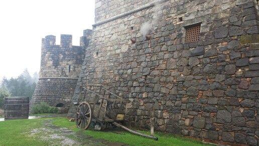 Castle & Wagon