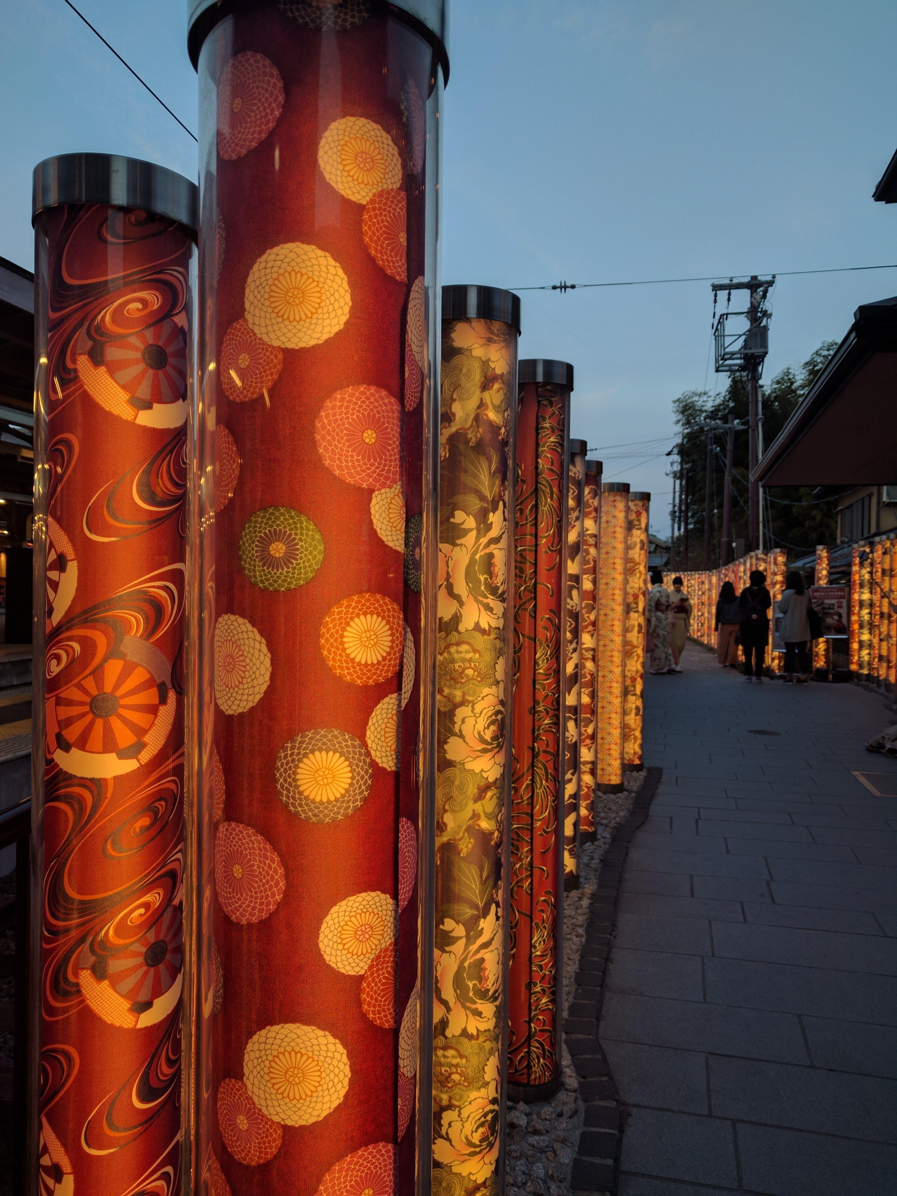 Unique Column Design Kyoto Japan Traditional Japanese Architecture Column Design Japanese Architecture