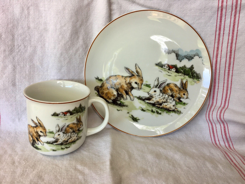 Nantucket Childu0027s Mug u0026 Plate Set & Nantucket Childu0027s Mug u0026 Plate Set | Interesting items | Pinterest