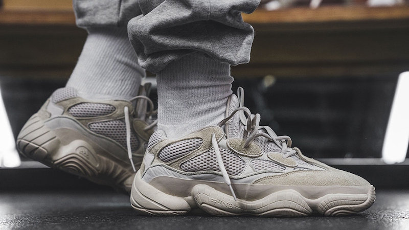 25bed0e1f32a0 Yeezy 500 Blush Desert Rat | DB2908 in 2019 | Sneakers | Sneakers ...