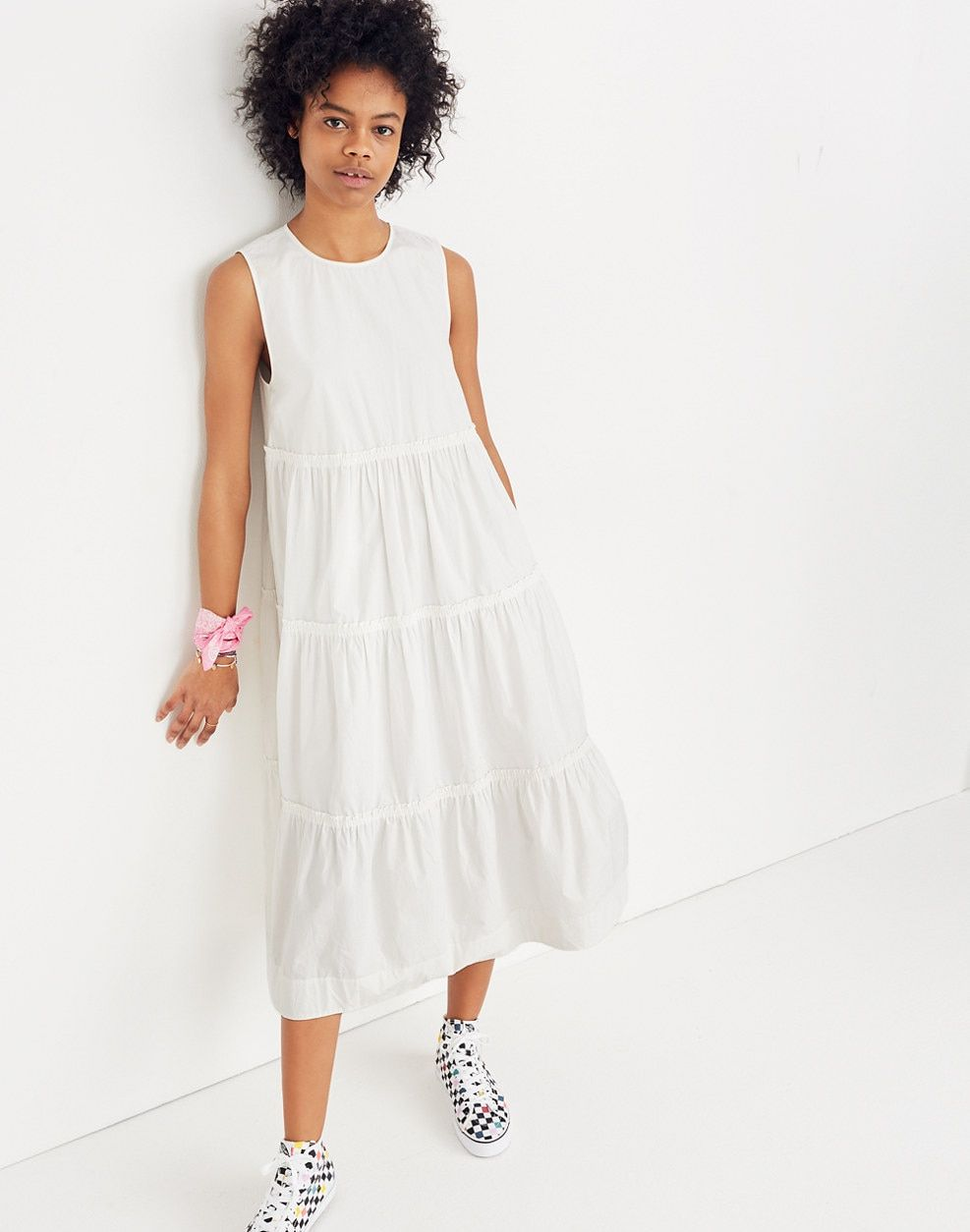 Tiered Casual Dresses