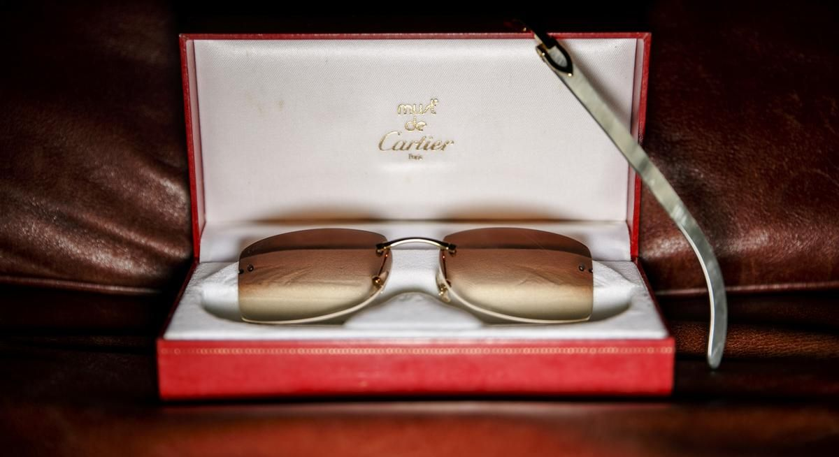 How Cartier Sunglasses Became A Symbol Of Status And Violence In