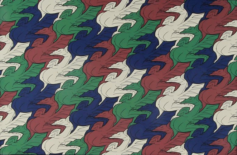 how to make a puzzle piece tessellation