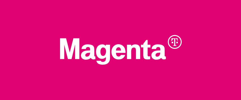 New Name And Logo For Magenta Telekom New Names Identity Logo Logos