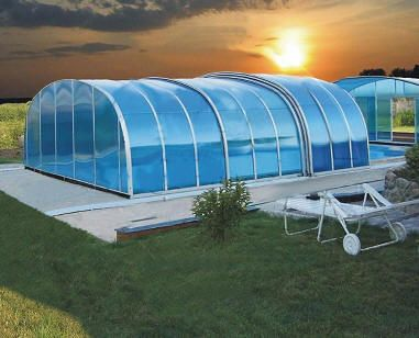 Pool Domes For Above Ground Pools Best Above Ground Pool Pool Enclosures Retractable Pool Cover