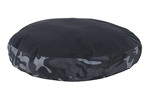 K9 Ballistics Round Tuff Velvet Nesting Bed Carbon Velvet Gray Camo Ripstop X Large 54 See This Great Product We A Dog Bed Medium Dog Bed Round Dog Bed